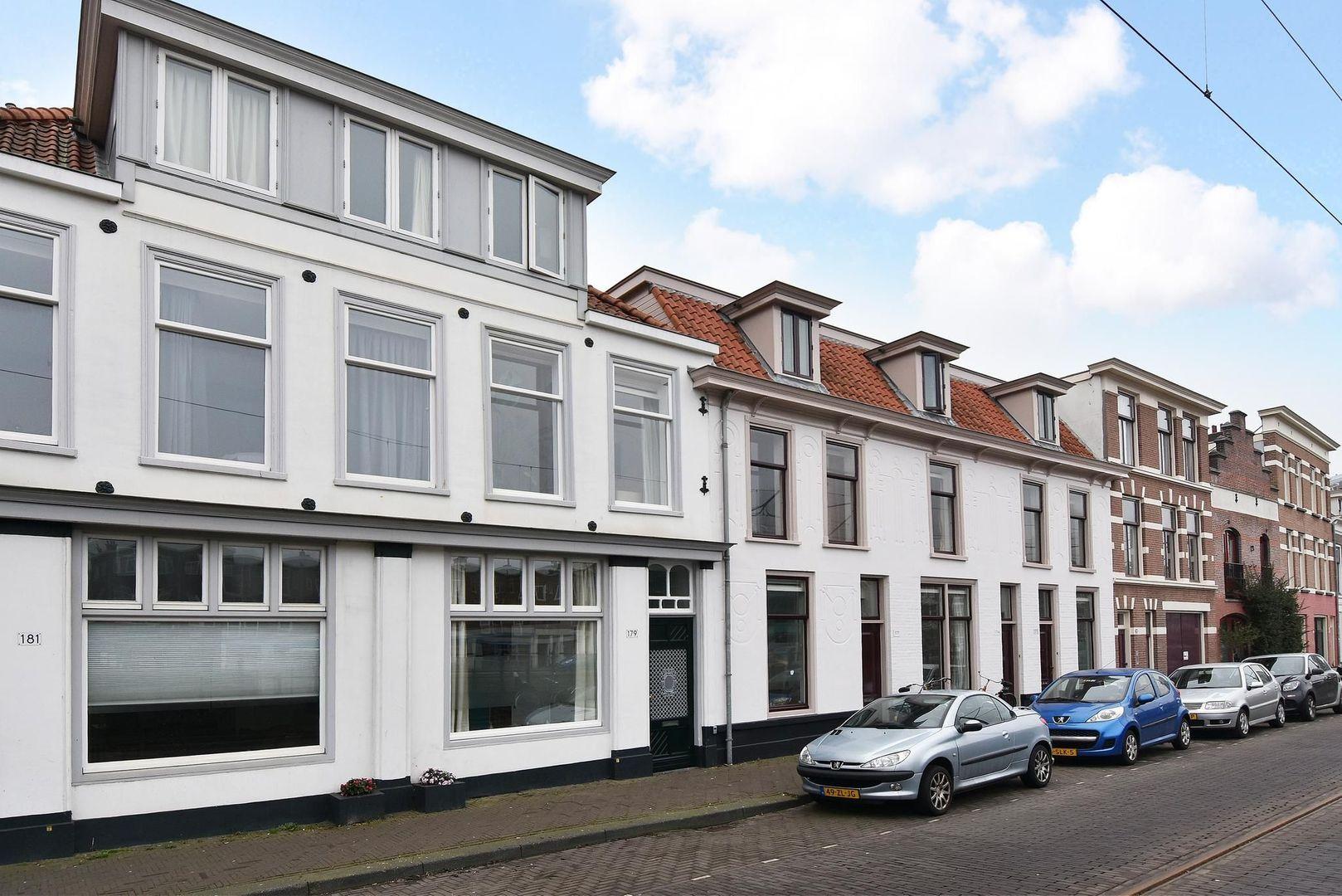 Zieken 179, Den Haag foto-58 blur