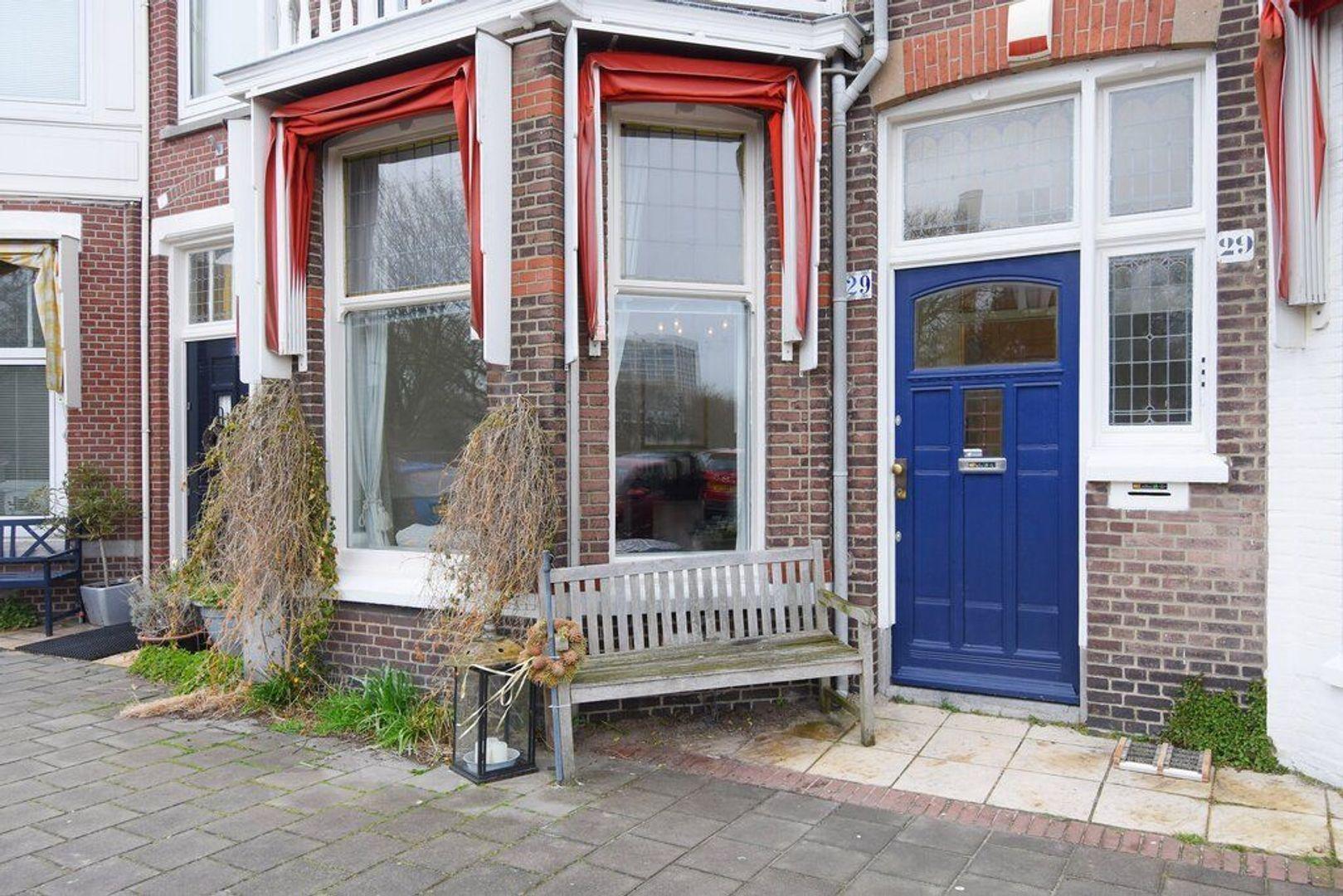 Kranenburgweg 29, Den Haag foto-2 blur