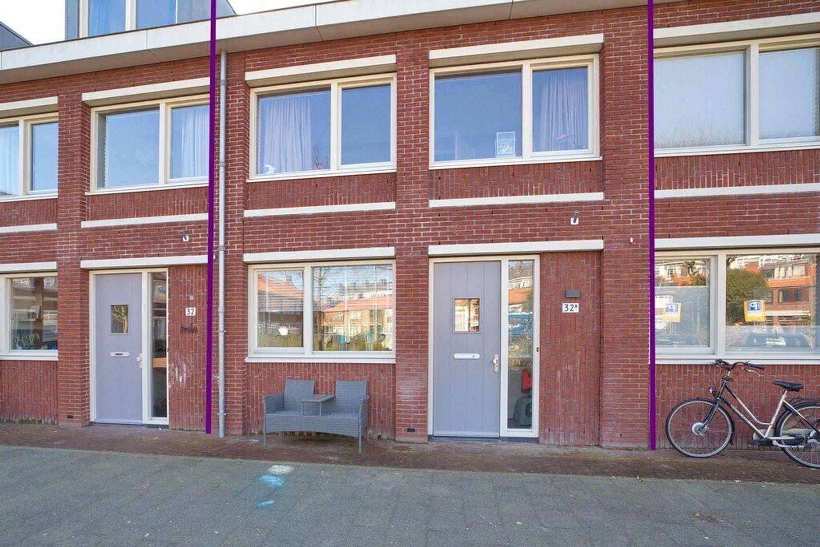 Maarsbergenstraat 32 a, Den Haag foto-29 blur