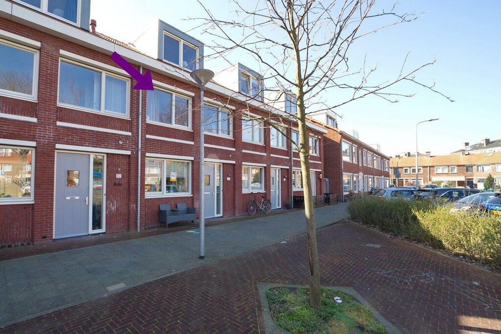 Maarsbergenstraat 32 a, Den Haag foto-31 blur