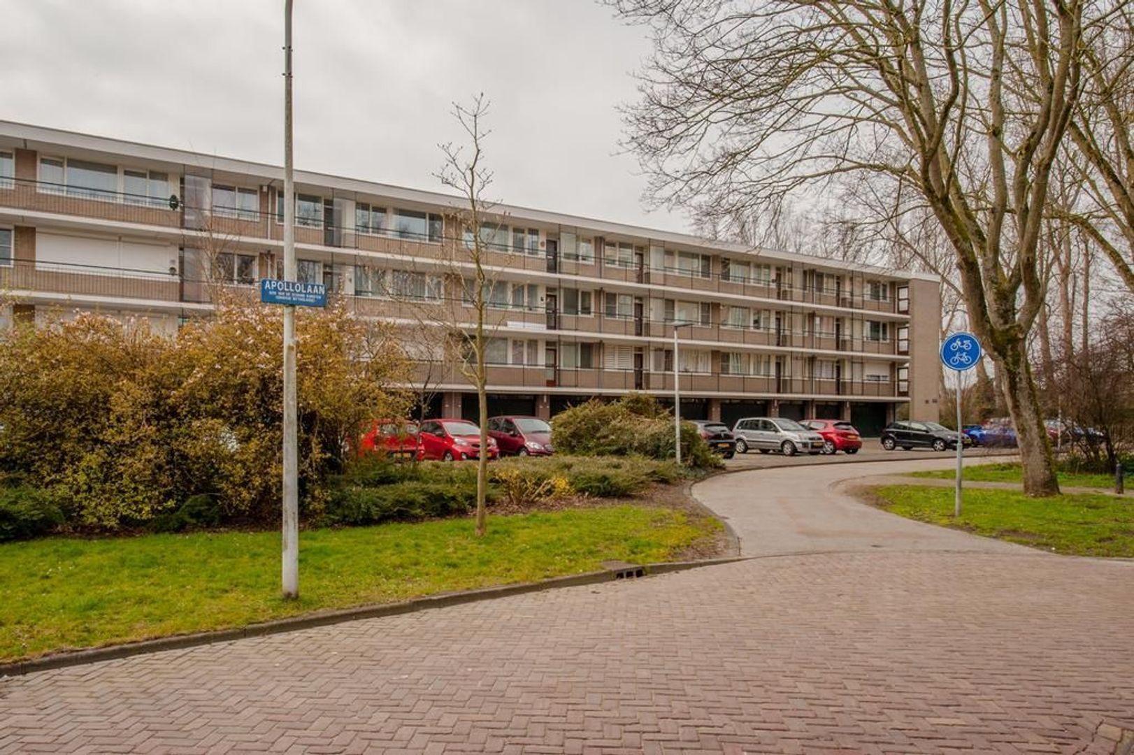 Apollolaan 720, Leiden foto-0 blur