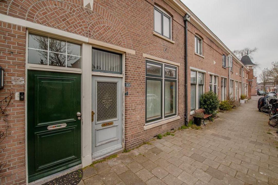 Herenstraat 101, Leiden