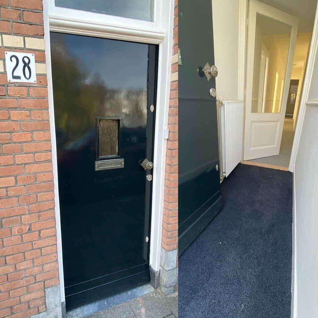 Valkenboskade 28, Den Haag foto-17 blur