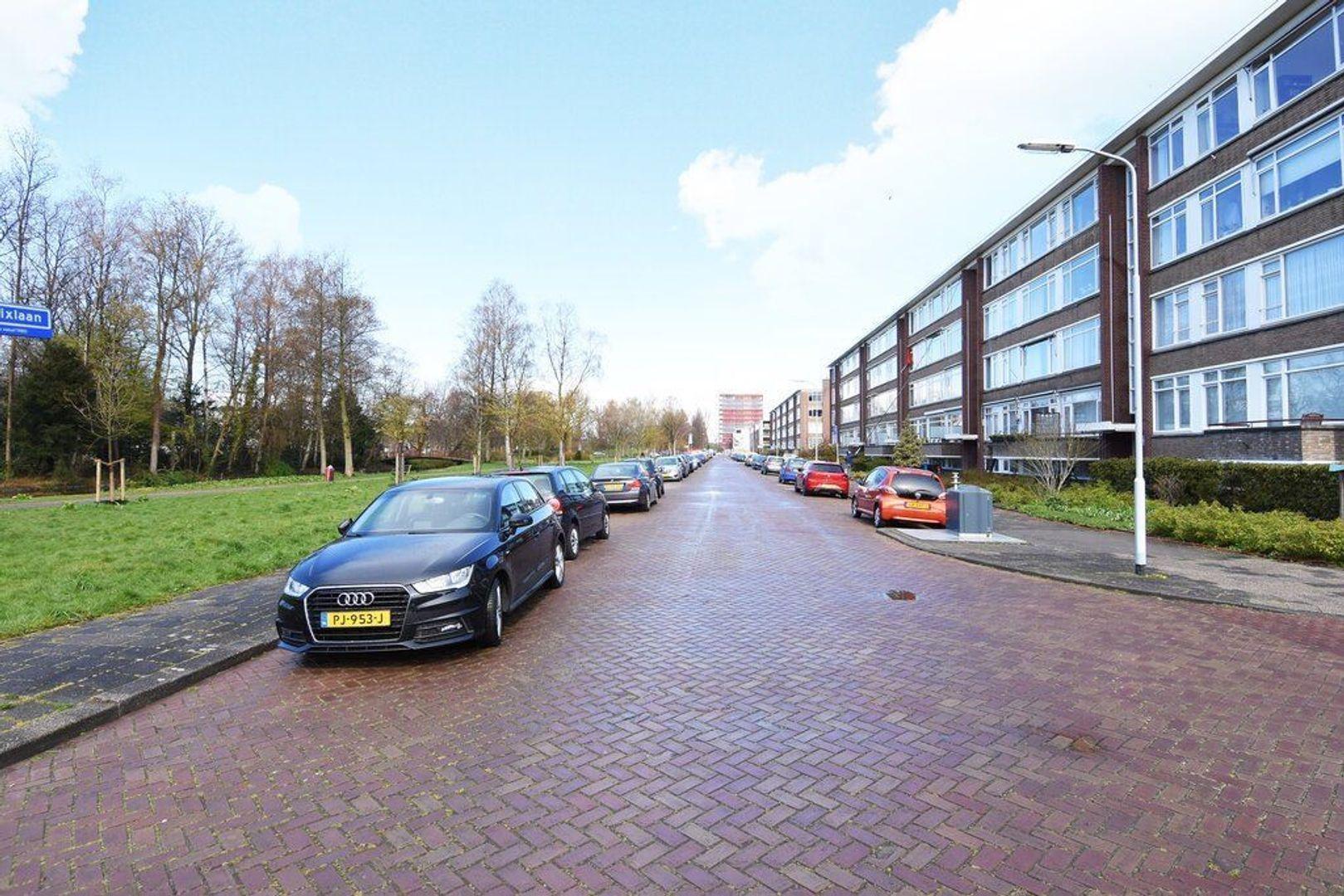 Prinses Beatrixlaan 274, Voorburg foto-31 blur