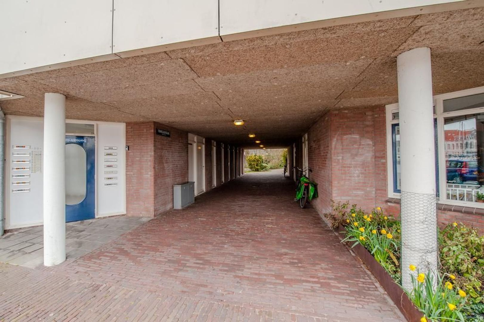 Touwslagersgang 16, Leiden foto-7 blur