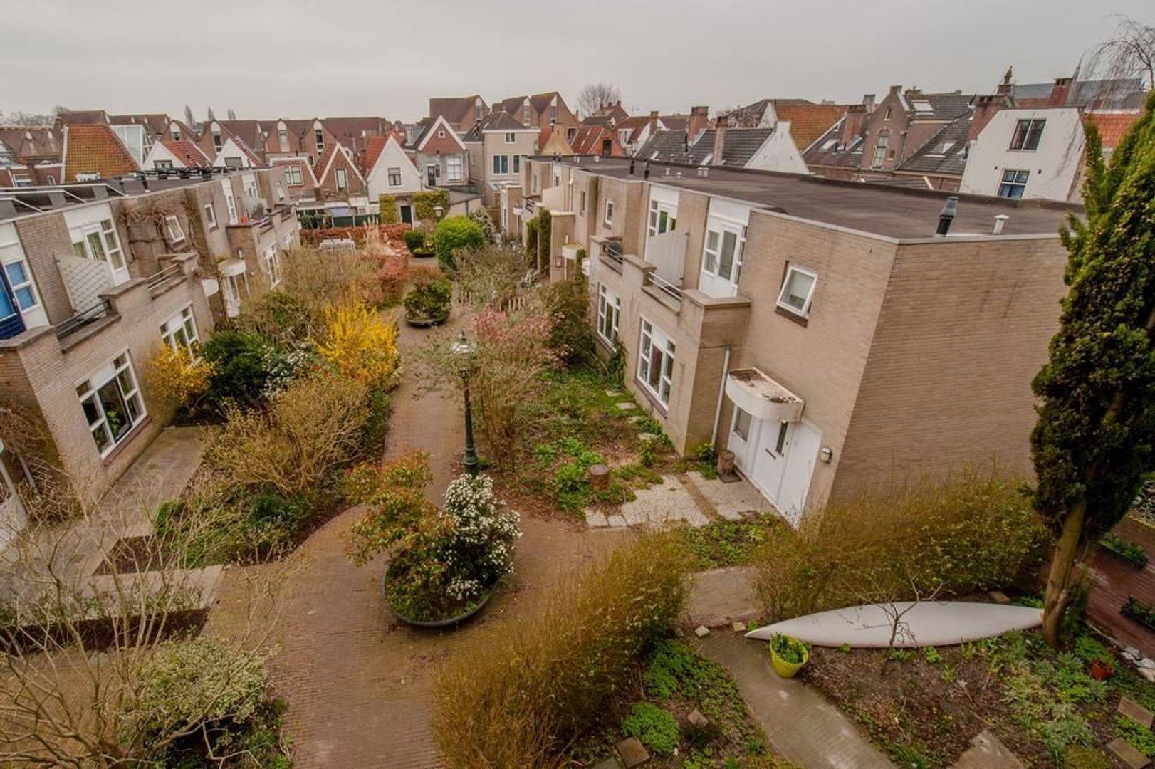 Touwslagersgang 16, Leiden foto-20 blur