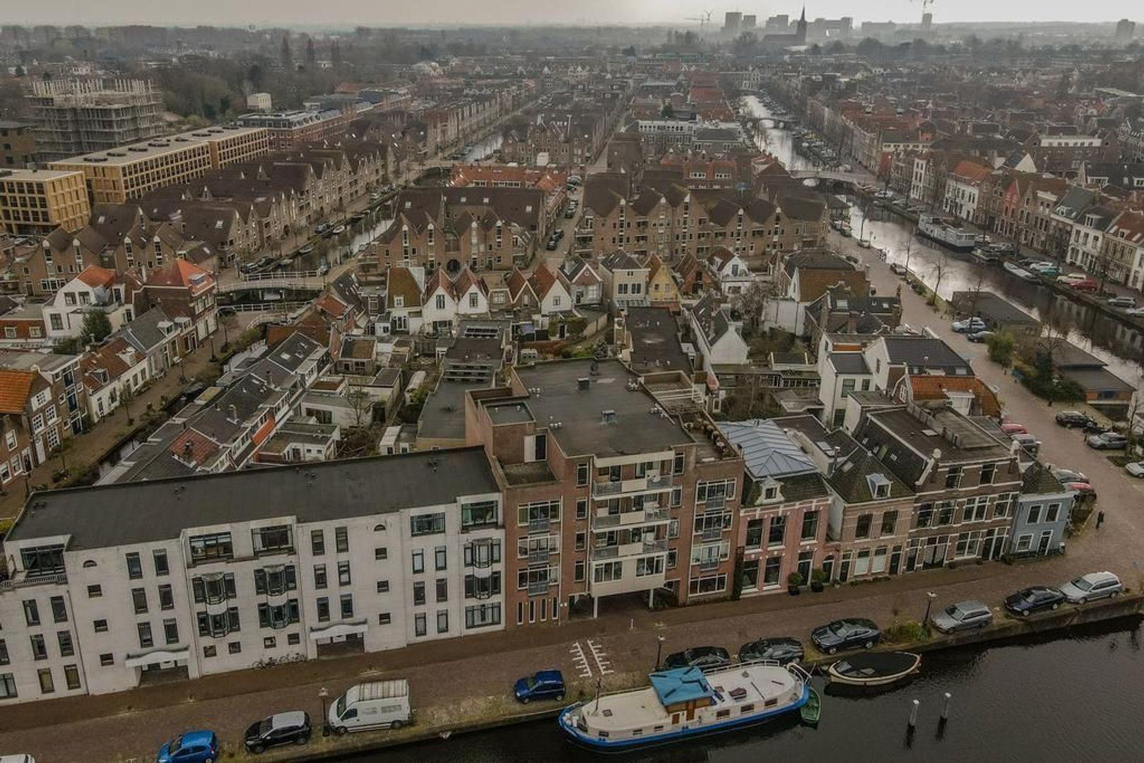 Touwslagersgang 16, Leiden foto-37 blur