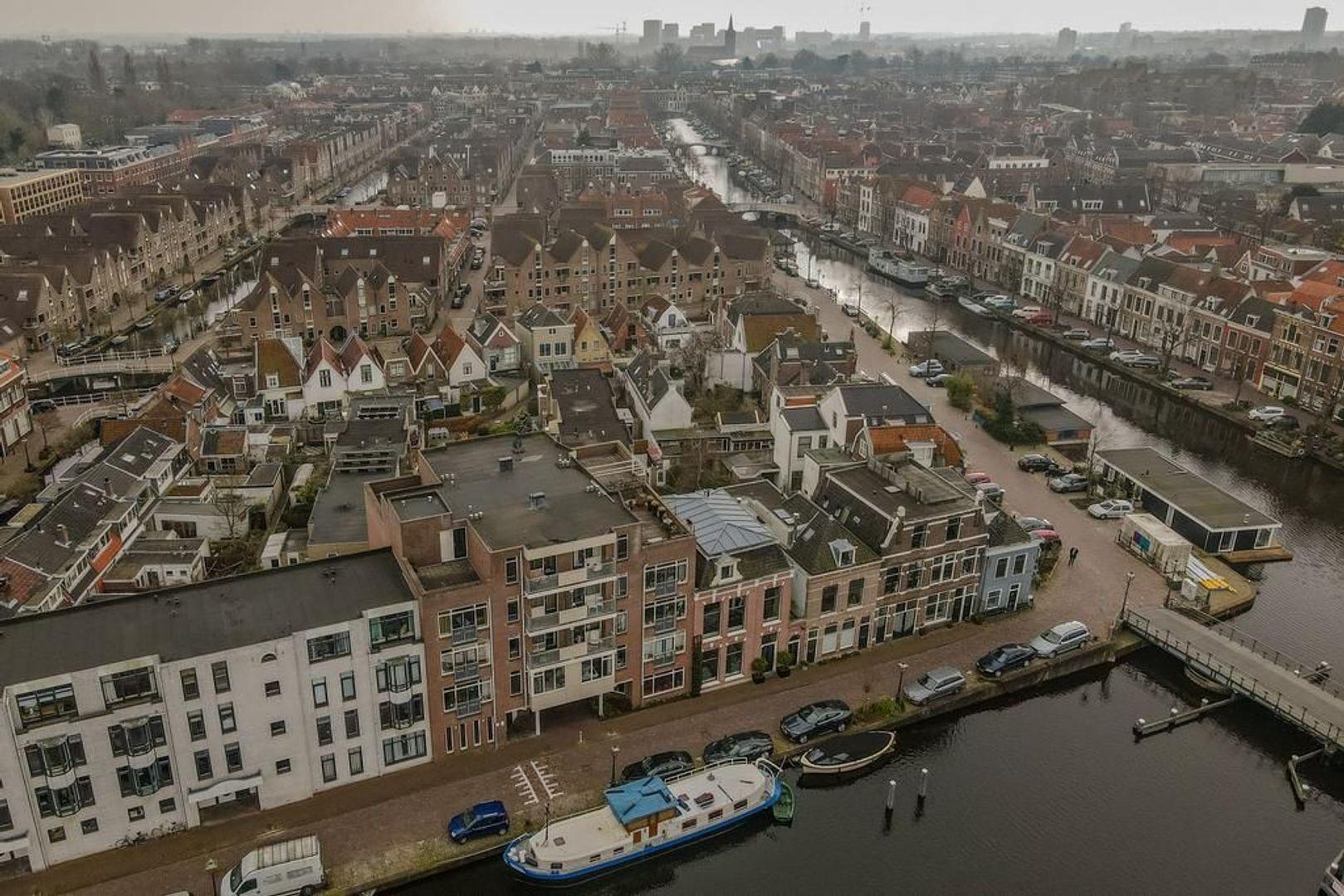 Touwslagersgang 16, Leiden foto-38 blur