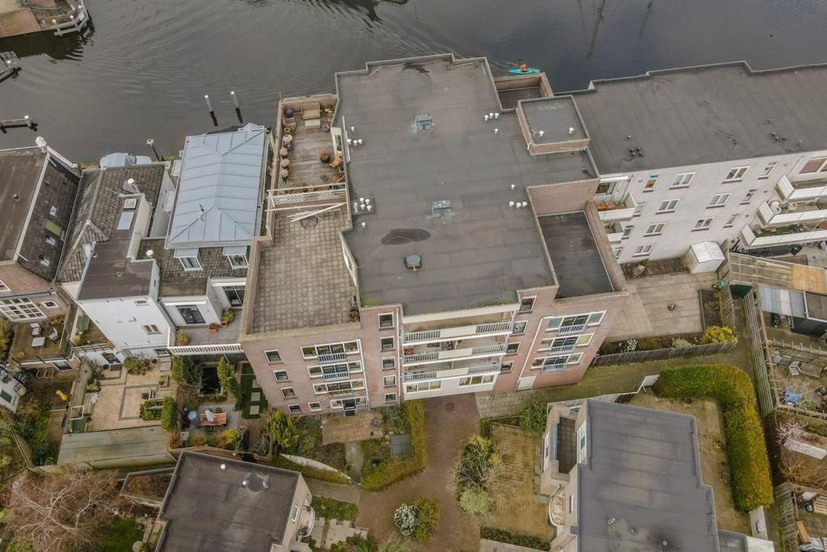 Touwslagersgang 16, Leiden foto-39 blur