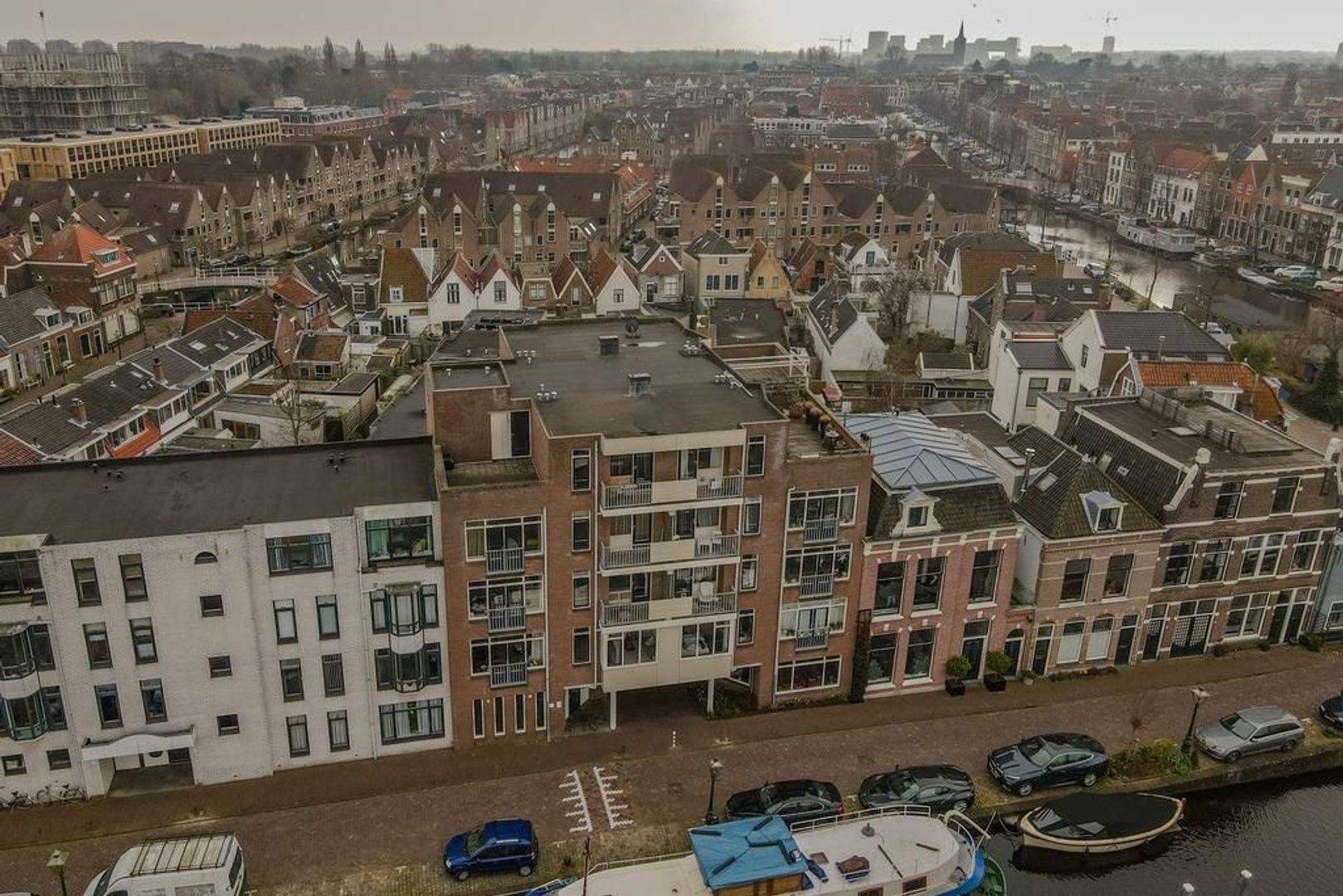 Touwslagersgang 16, Leiden foto-36 blur