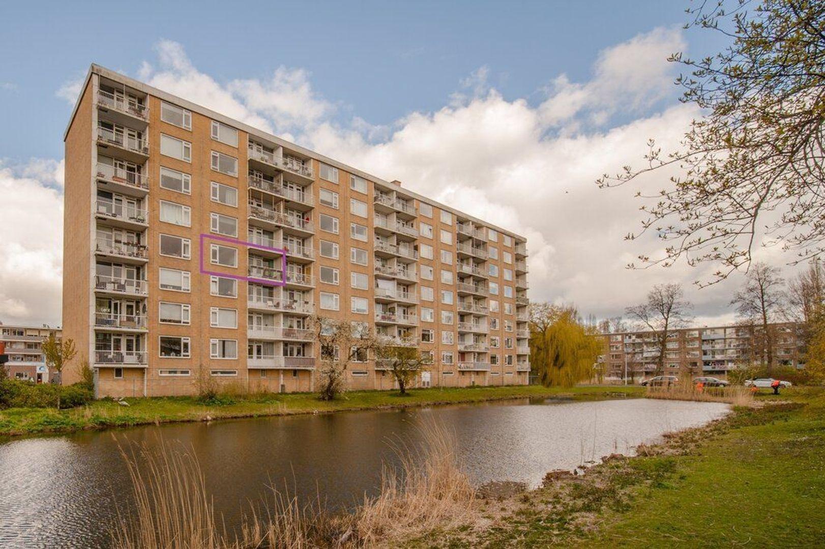 Wagnerplein 104, Leiden foto-0 blur