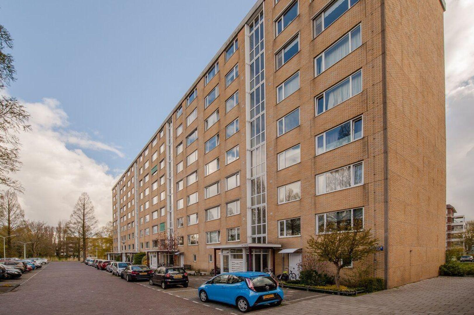 Wagnerplein 104, Leiden foto-31 blur