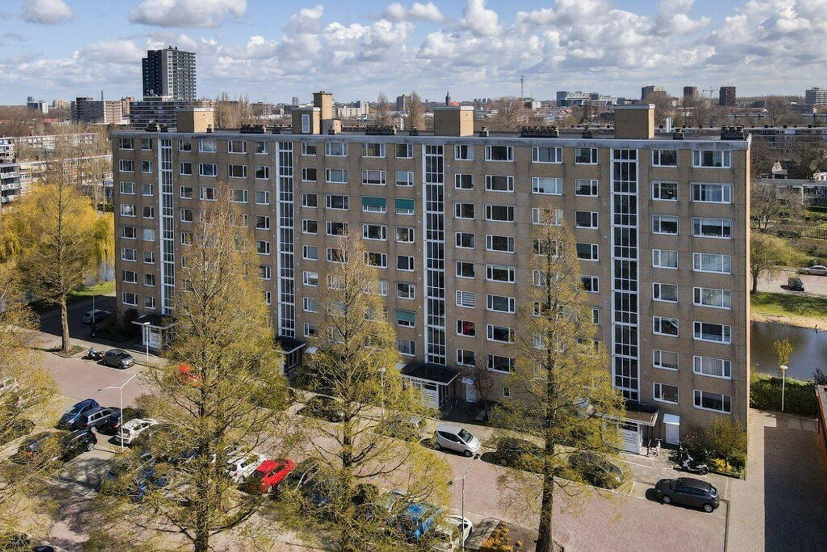 Wagnerplein 104, Leiden foto-41 blur