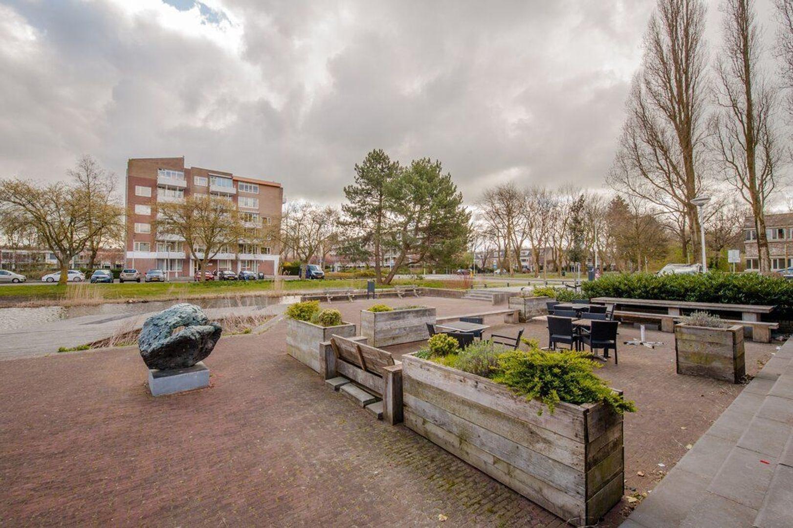 Wagnerplein 104, Leiden foto-37 blur