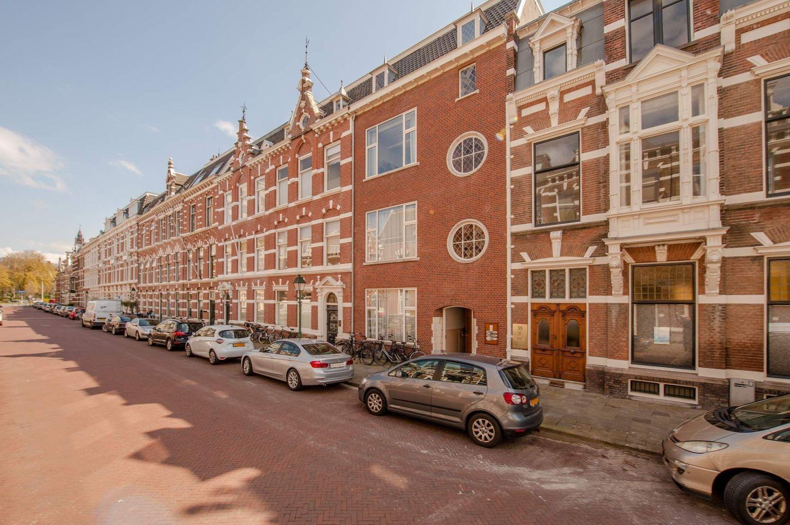 1e Sweelinckstraat 36 A, Den Haag foto-0 blur