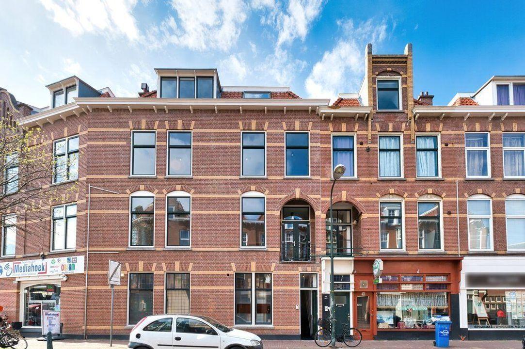 Weimarstraat 321, Den Haag