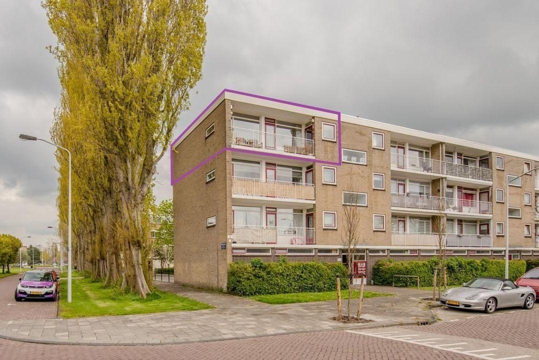Schubertlaan 102, Leiden