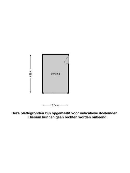 Schubertlaan 102, Leiden plattegrond-46