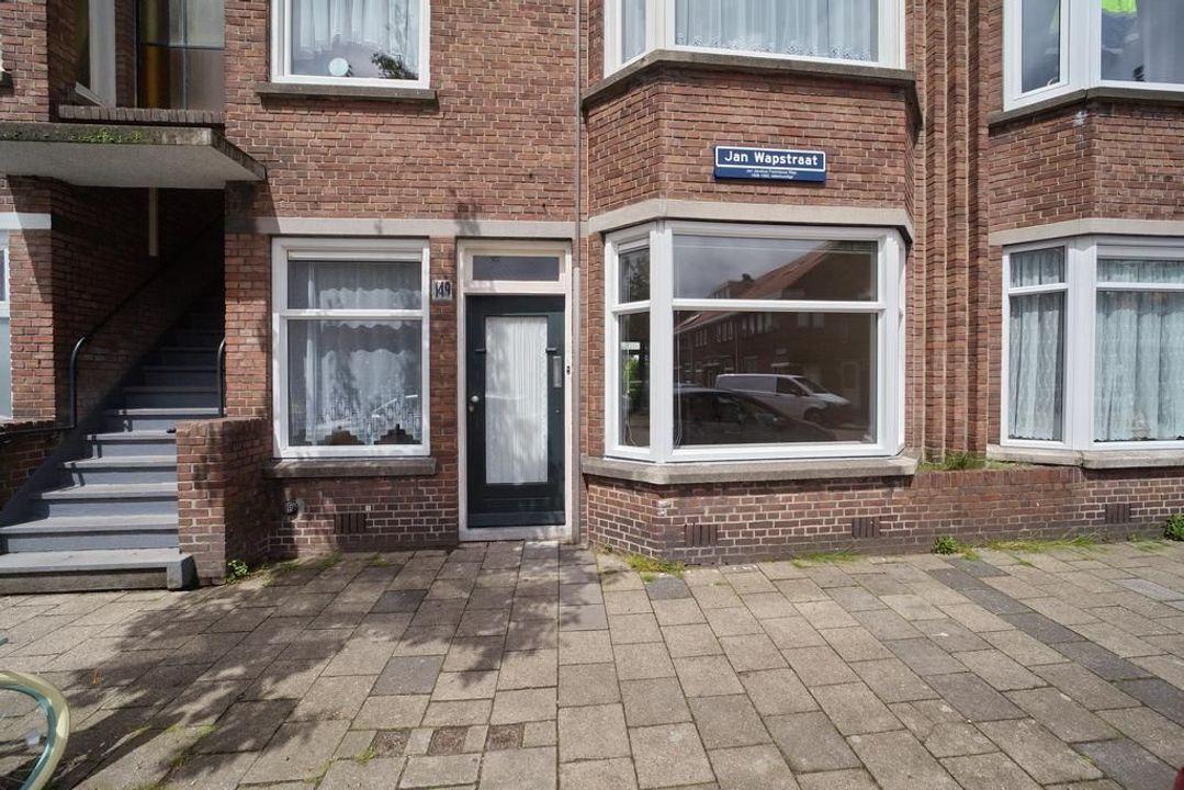 Jan Wapstraat 149, Den Haag