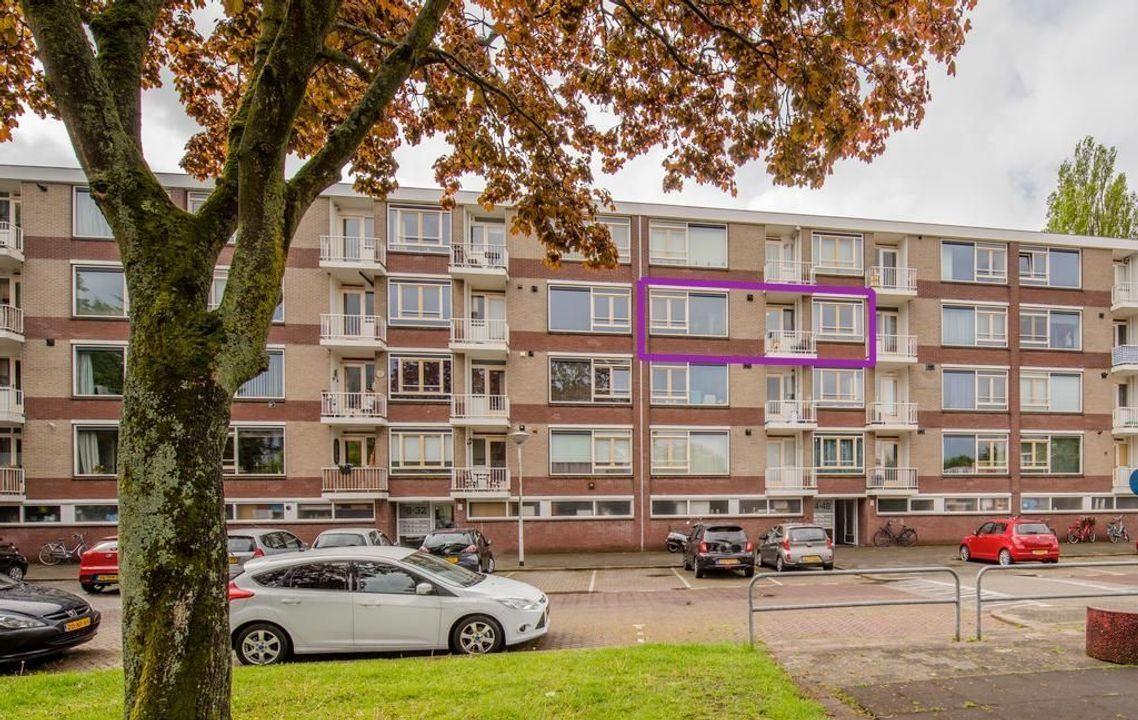 Mahlerstraat 38, Leiden