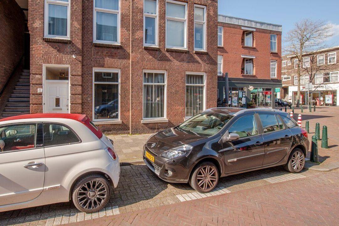 Cederstraat 1, Den Haag