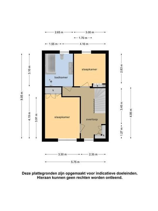 Lammerweide 17, Leiderdorp plattegrond-44