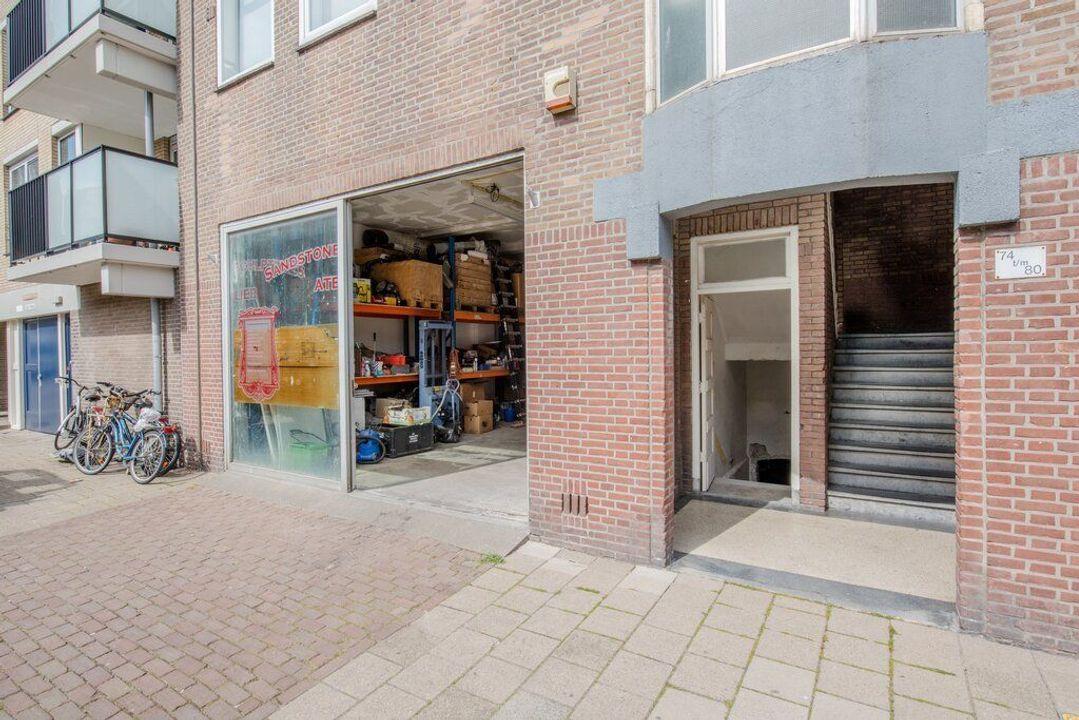 Gevers Deynootstraat 72, Den Haag