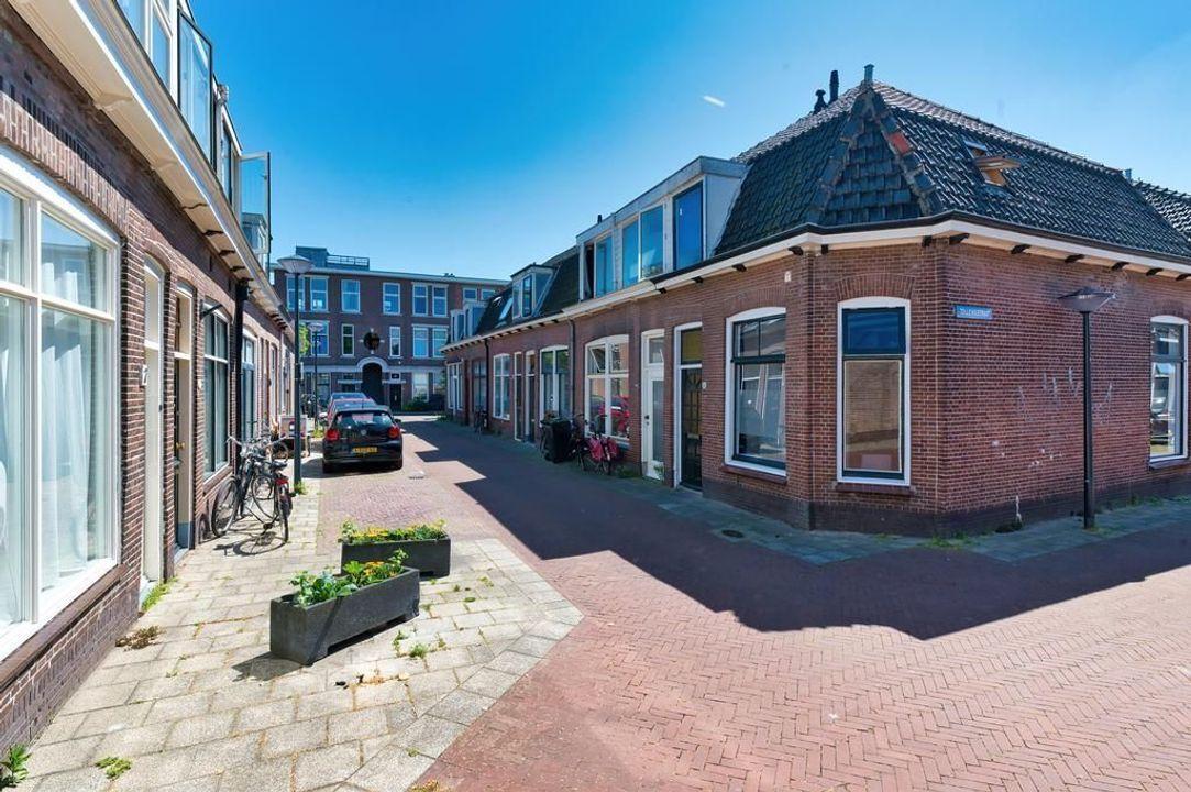 Borgerstraat 12, Leiden