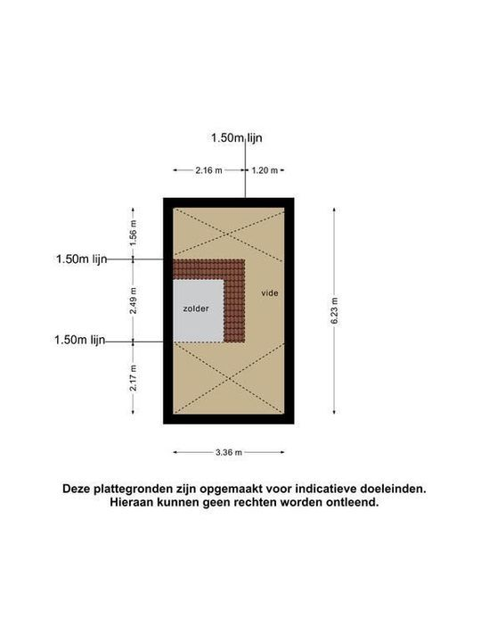 Borgerstraat 12, Leiden plattegrond-23