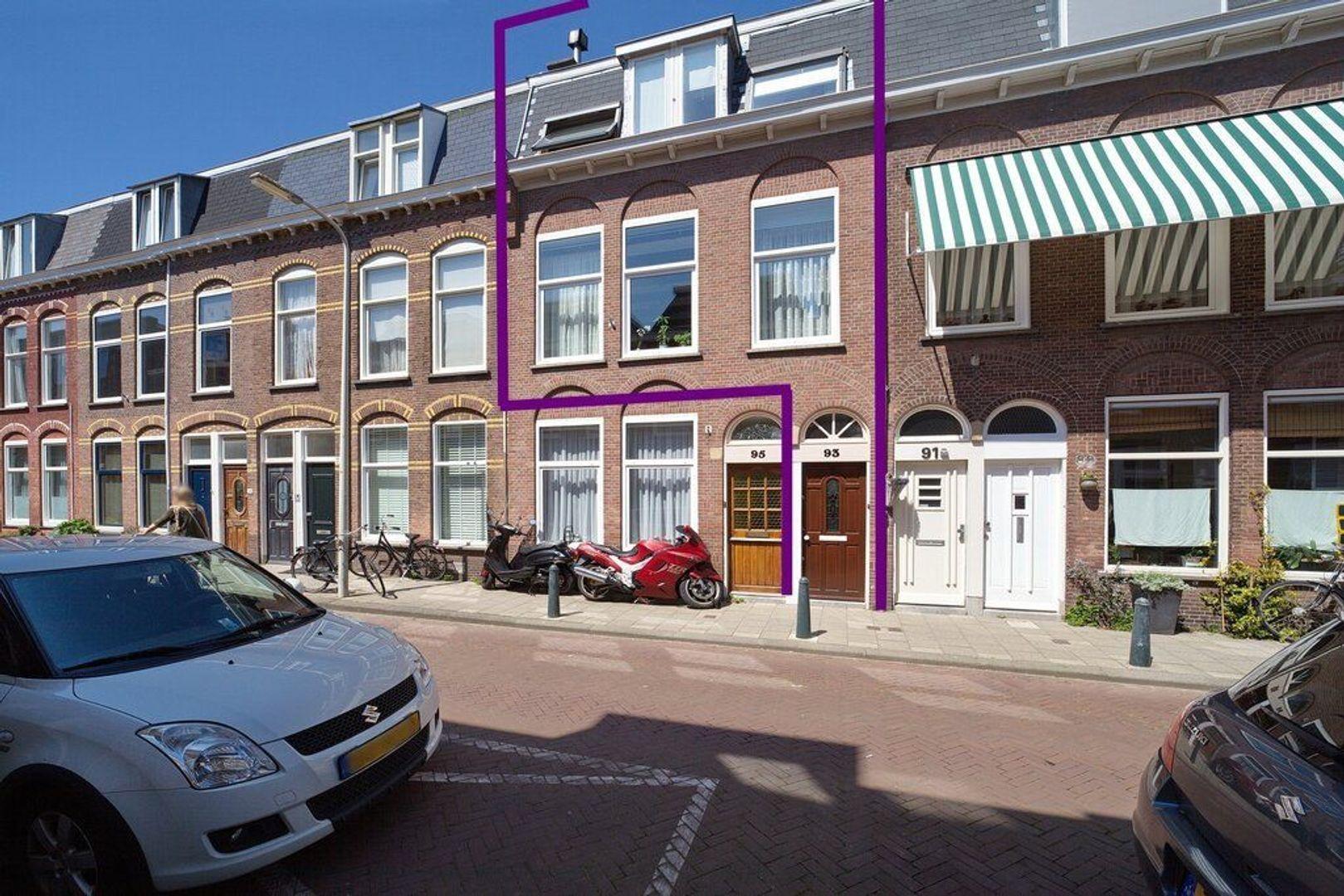 Van Egmondstraat 93, Den Haag foto-24 blur