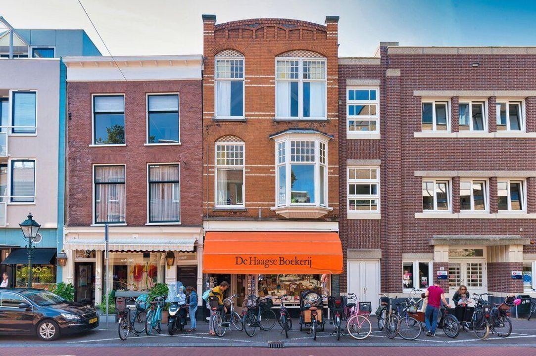 Frederikstraat 22 B, Den Haag