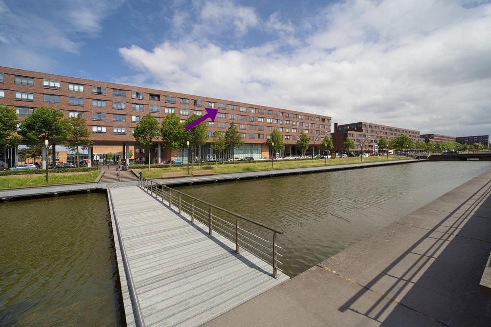 Laan van Wateringse Veld 450, Den Haag foto-23 blur