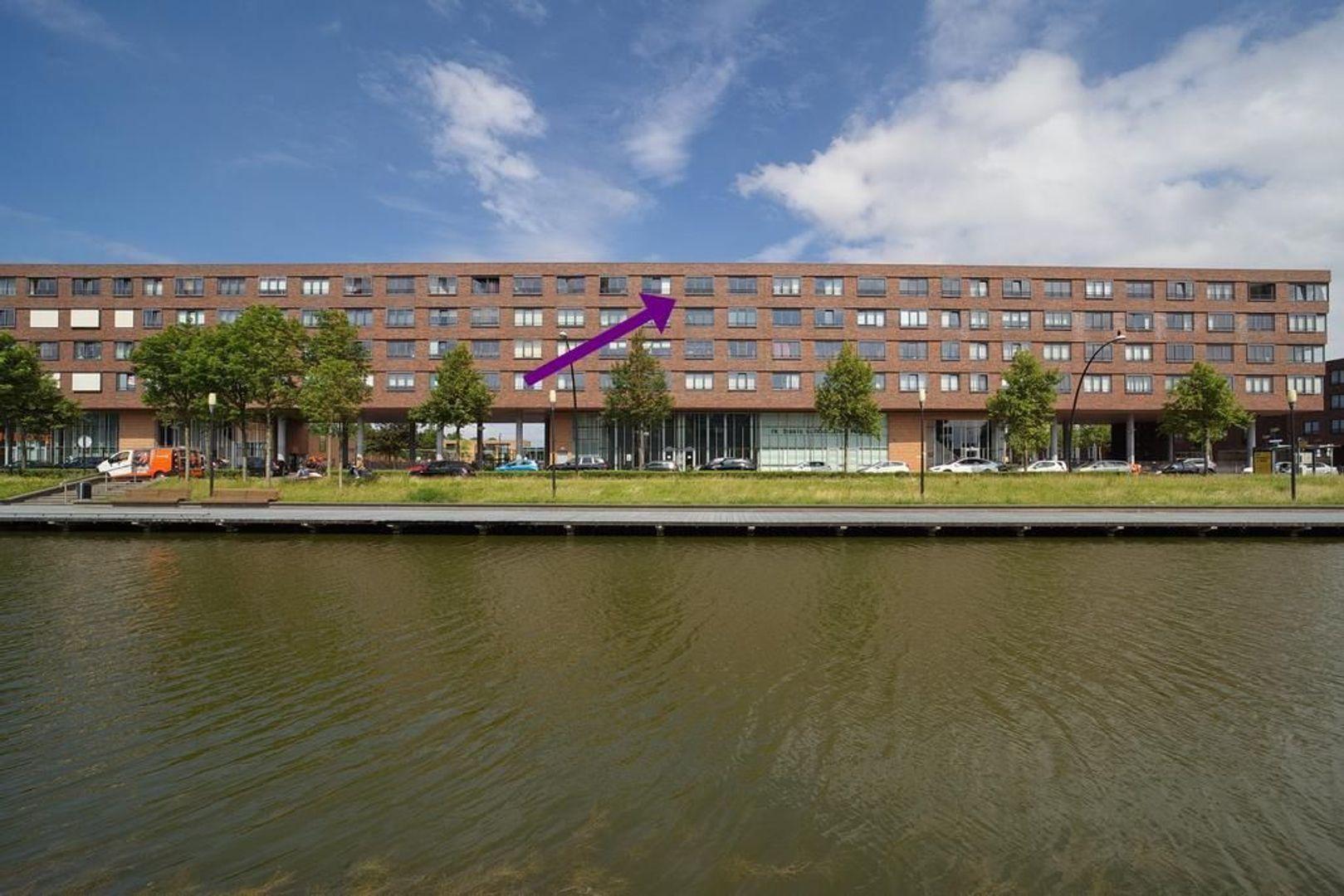 Laan van Wateringse Veld 450, Den Haag foto-22 blur