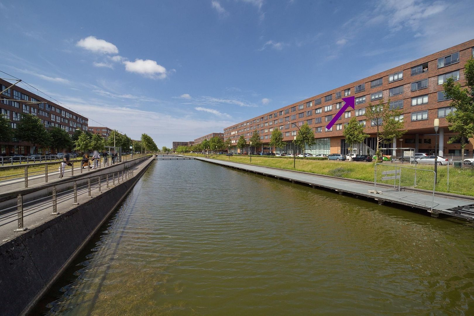 Laan van Wateringse Veld 450, Den Haag foto-26 blur