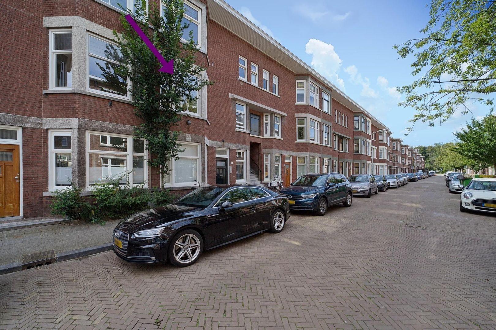De Moucheronstraat 105, Den Haag foto-22 blur