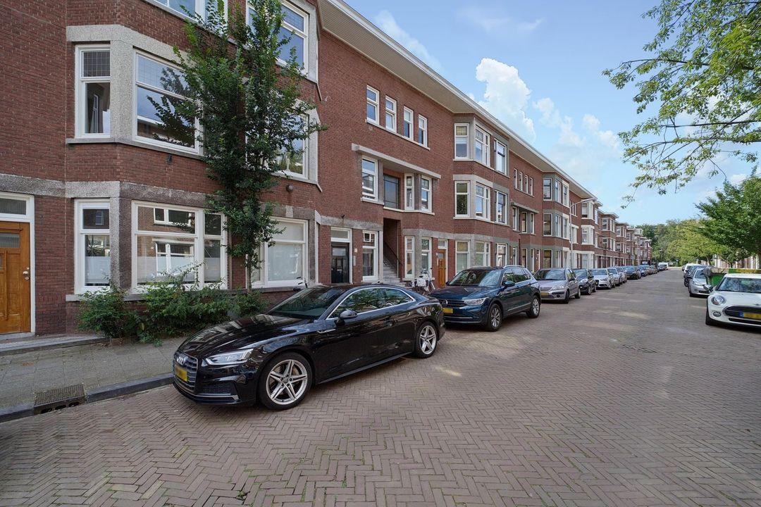 De Moucheronstraat 105, Den Haag
