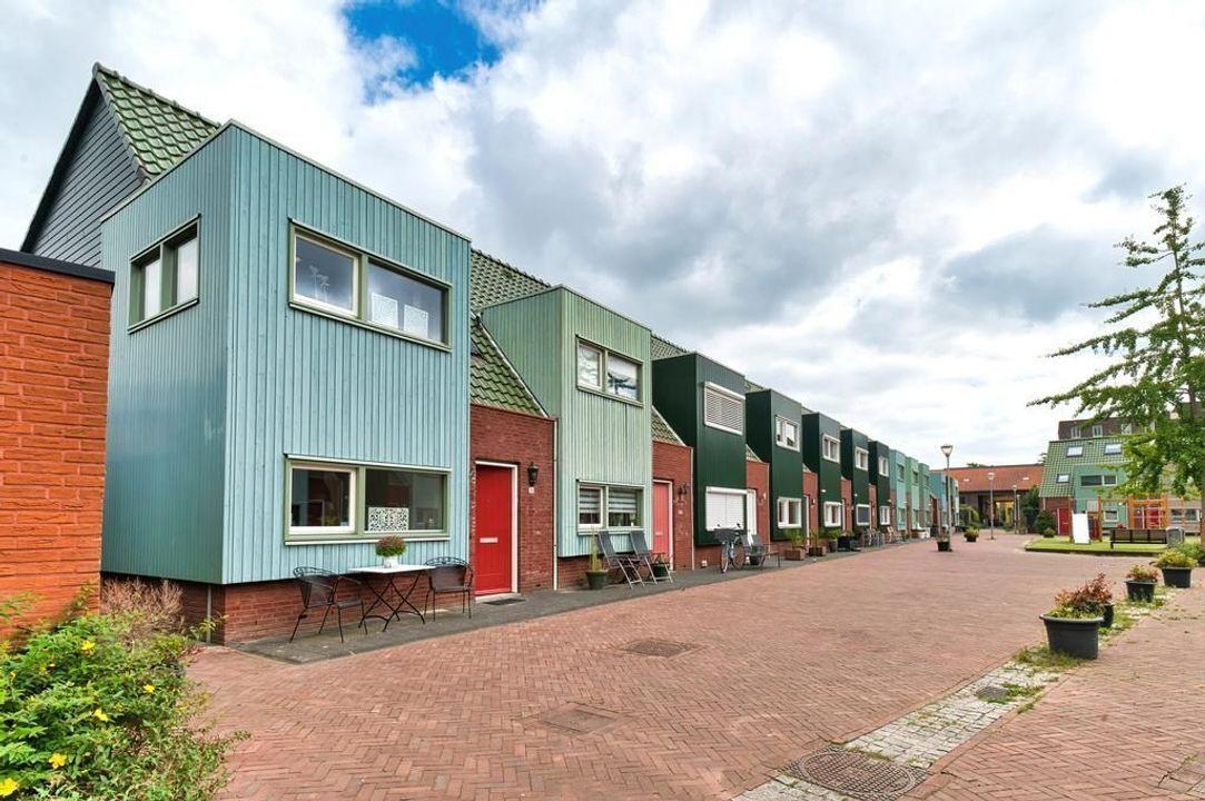 IJsvogelhof 26, Den Haag