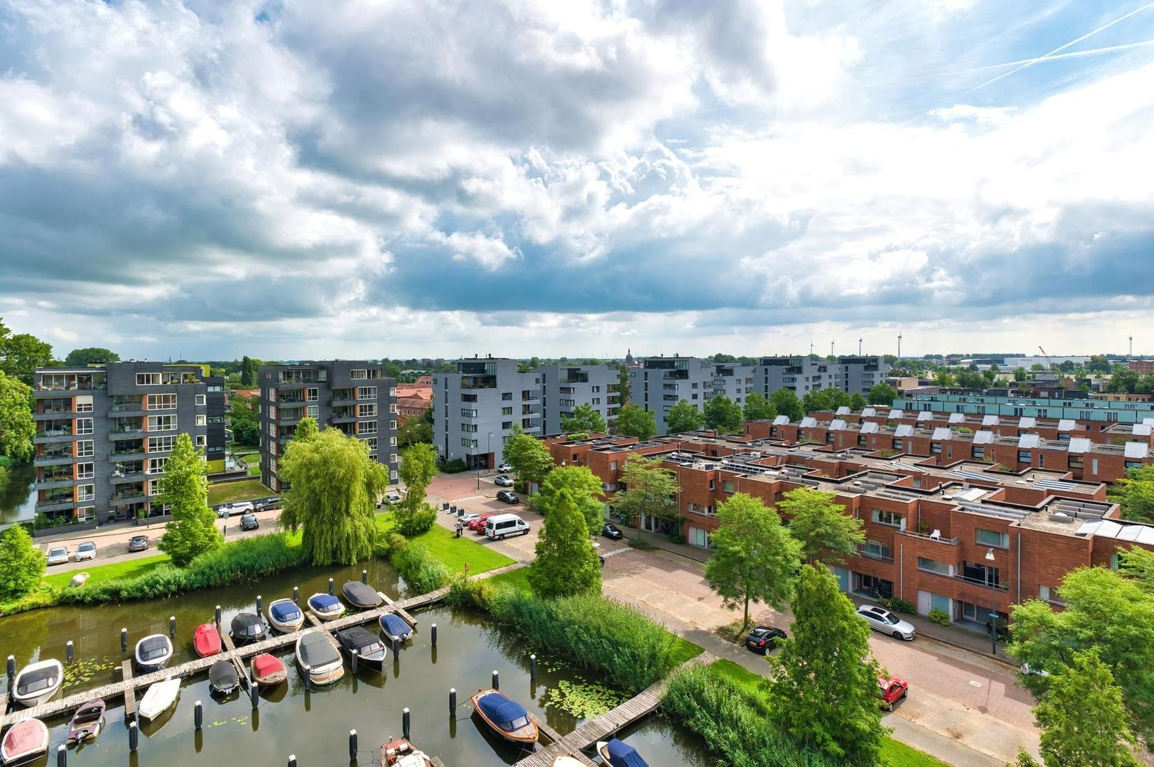 Neptunuskade 151, Leiden foto-19 blur