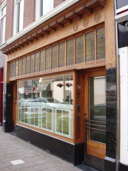 Zoutmanstraat 88, Den Haag