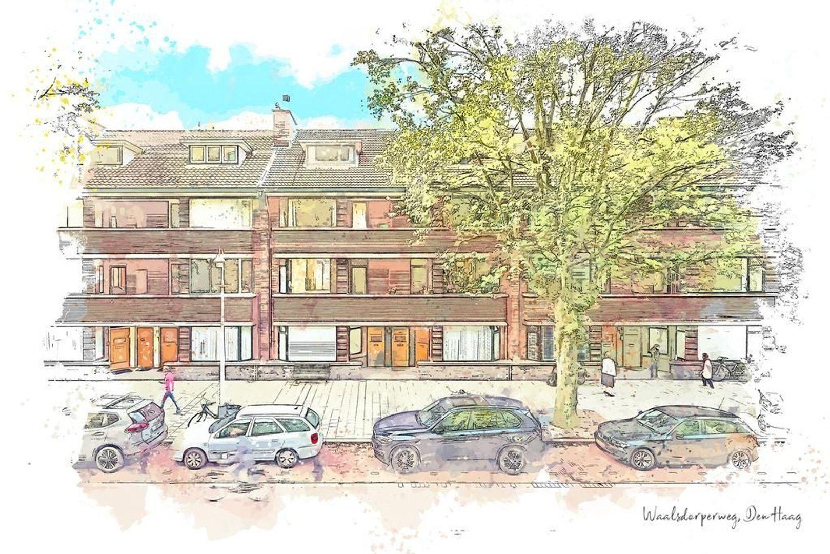 Waalsdorperweg 275, Den Haag foto-51 blur