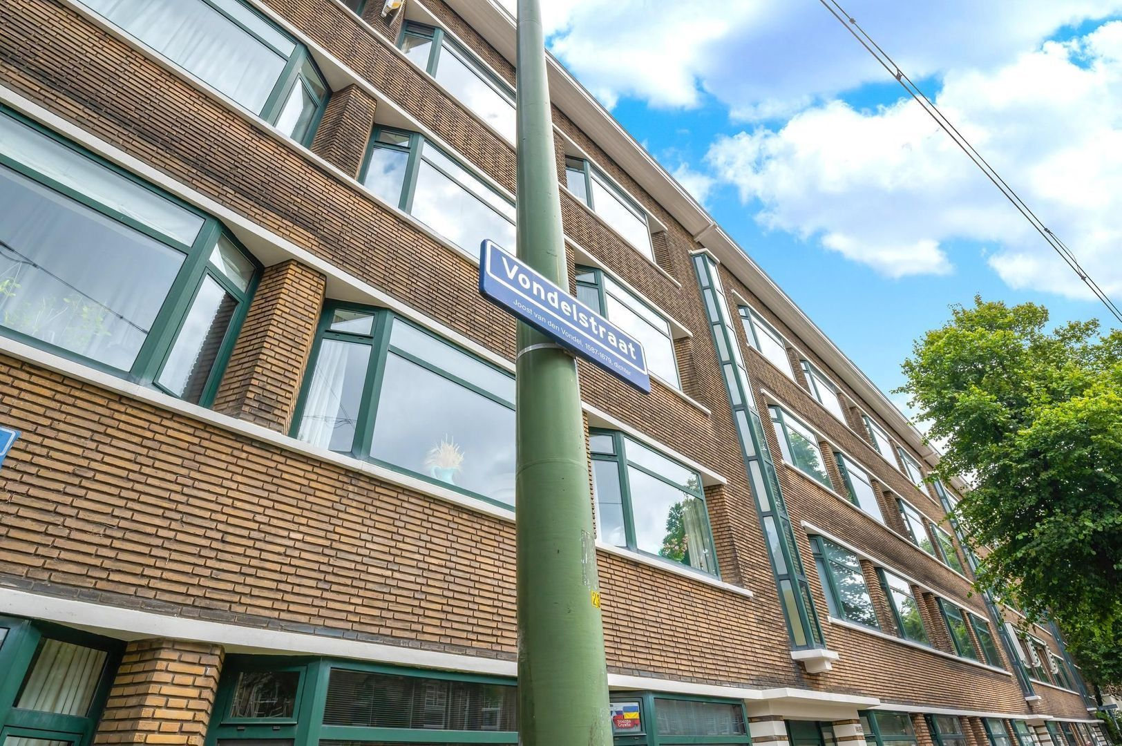 Vondelstraat 170, Den Haag foto-28 blur