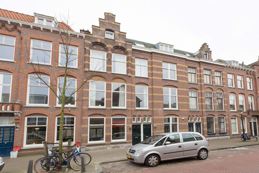 Kerkstraat 14, Den Haag
