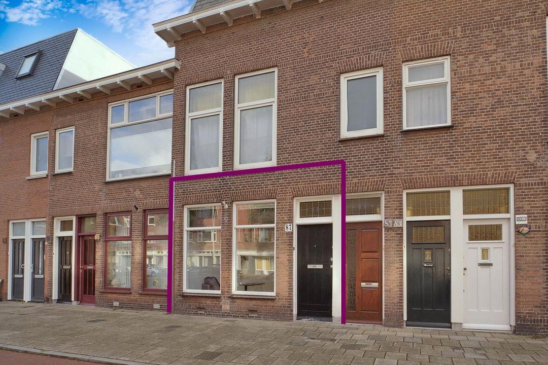 Westduinweg 87, Den Haag