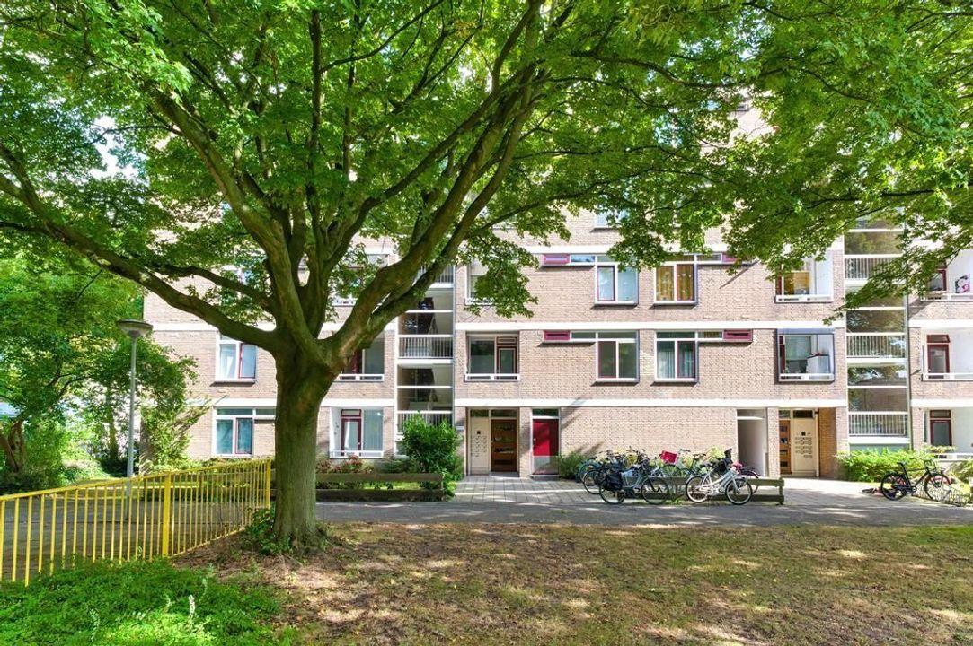 Mozartstraat 225, Leiden