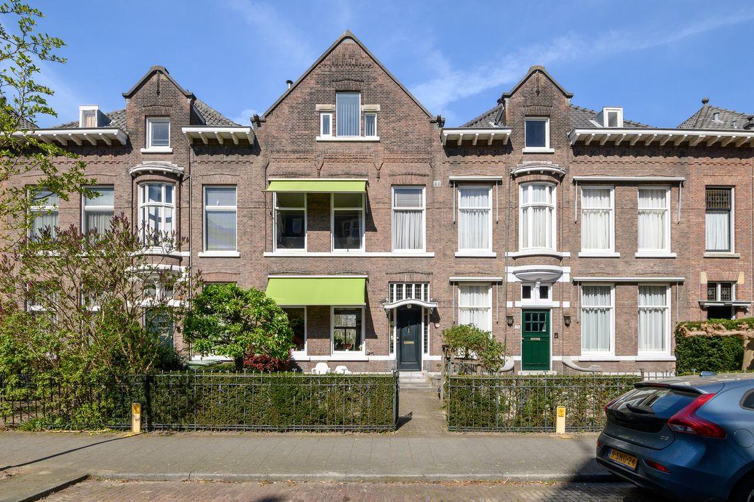 Oranjelaan 27, Rotterdam