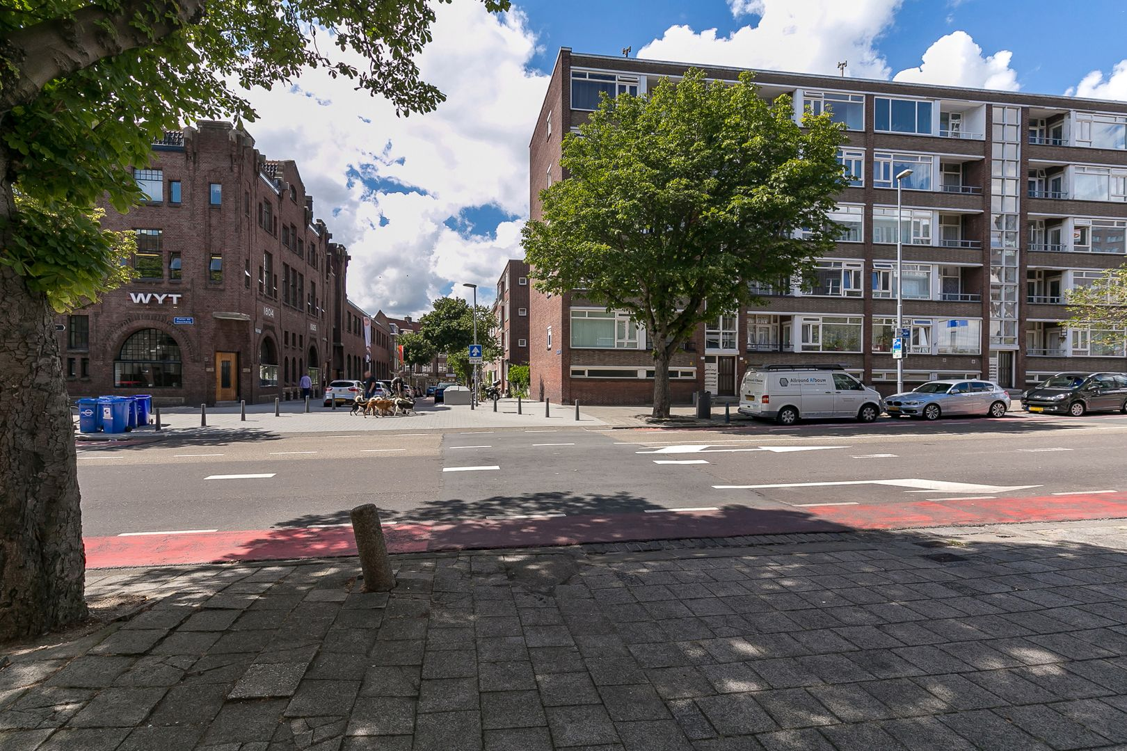 Pieter de Hoochweg 9 d, Rotterdam foto-0 blur
