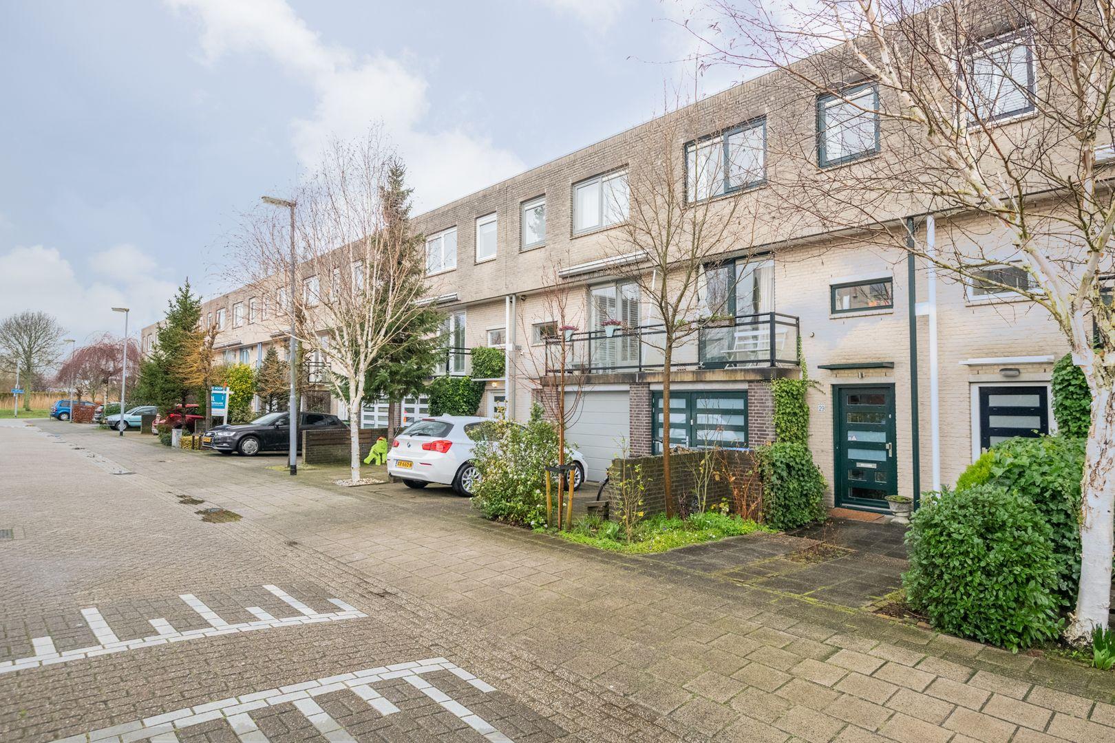 Arie de Zeeuwstraat 29, Rotterdam foto-0 blur
