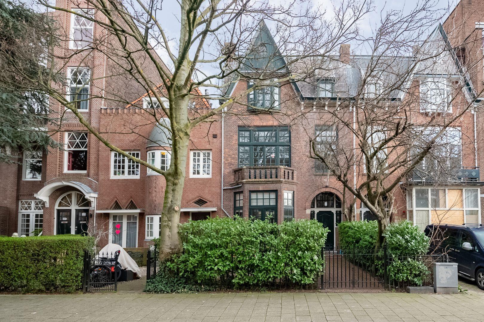 Mathenesserlaan 457, Rotterdam foto-1 blur