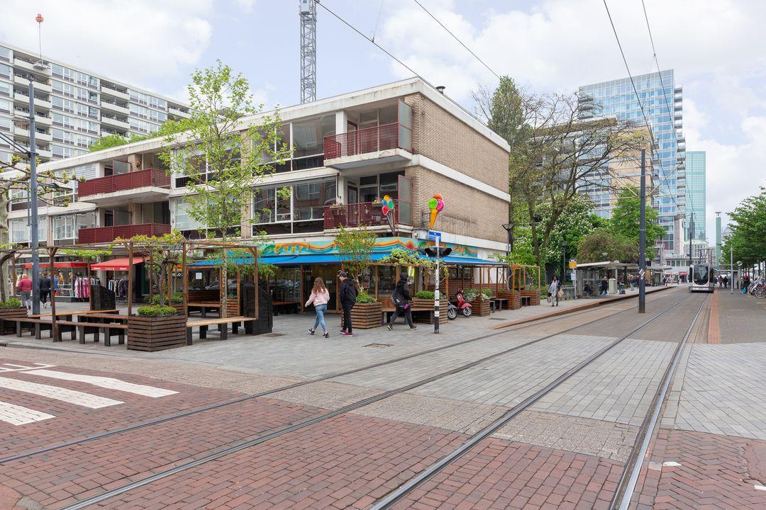 Jan Evertsenplaats 2 -b, Rotterdam
