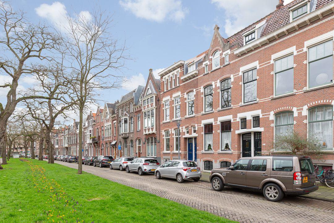 Voorschoterlaan 62 b, Rotterdam